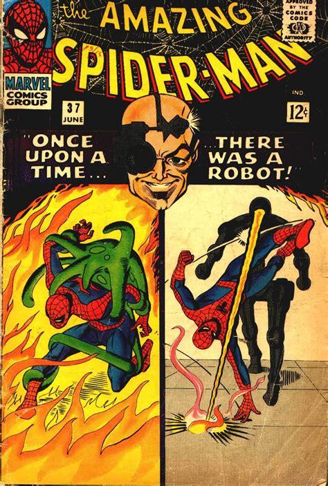 the amazing spider omnibus vol 1 amazing spider vol 1 37 marvel database fandom
