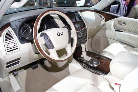 Qx56 Interior by 2014 Infiniti Qx56 Interior Www Pixshark Images