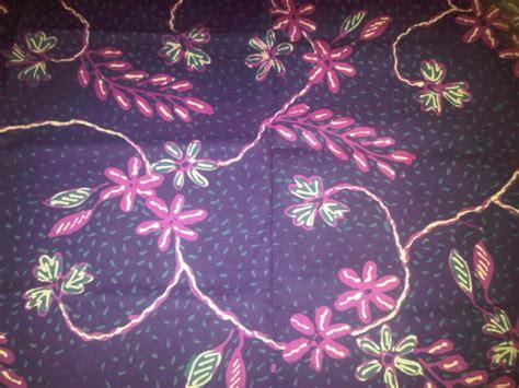Batik Tulis Motif Kawung Hitam batik tulis motif batik