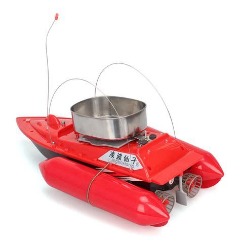 aliexpress buy newest updated t10 mini rc bait boat - Carp Fishing Rc Bait Boat