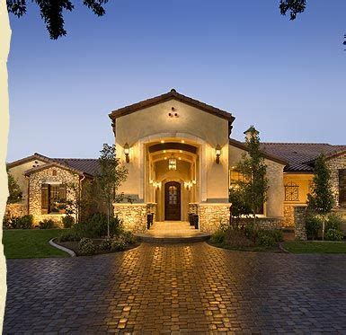 arizona style homes hill country style home designs unique house plans