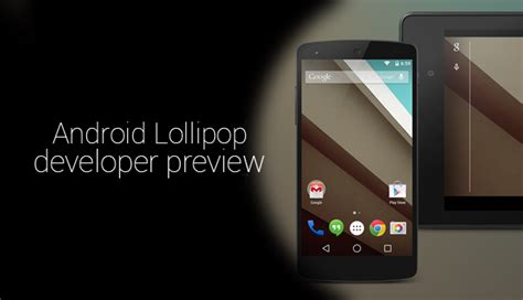 android developer preview android lollipop 5 0 preview image for nexus 5 7 direct link redmond pie
