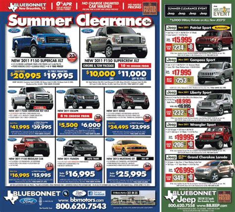 newspaper car ads 2011 ford f 250 real dealer prices free costhelper com