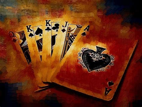 cool king wallpaper playing cards wallpapers wallpaper cave
