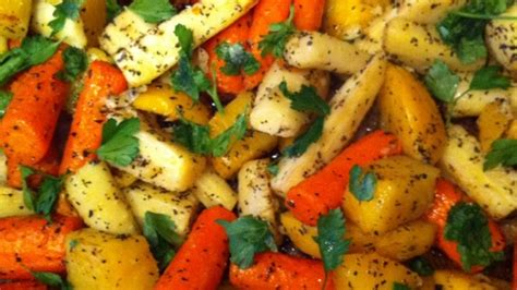recipe for root vegetables roasted winter root vegetables recipe allrecipes