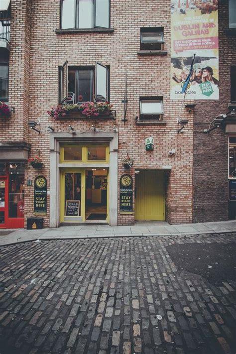 barnacles temple bar house barnacles temple bar house in dublin best hostel in ireland an hostel s selection