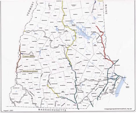 map of southern nh 29 amazing maine new hshire map afputra