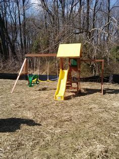 big backyard hillcrest big backyard windale playset from toys r us installed in