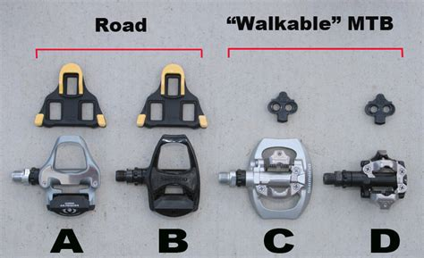 types of bike shoe beginner s guide to clipless pedals trisports