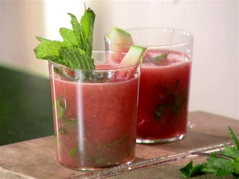 barefoot contessa cocktail party watermelon mojitos recipe ina garten food network