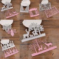 Diy Paper Home Decor Diy Metal Cutting Dies Scrapbooking Album Home Decor Paper Craft Template Sweet Ebay