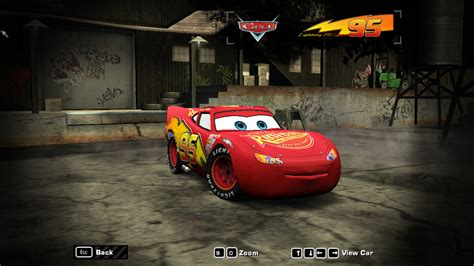 need for speed pro best cars need for speed most wanted lightning mcqueen nfscars