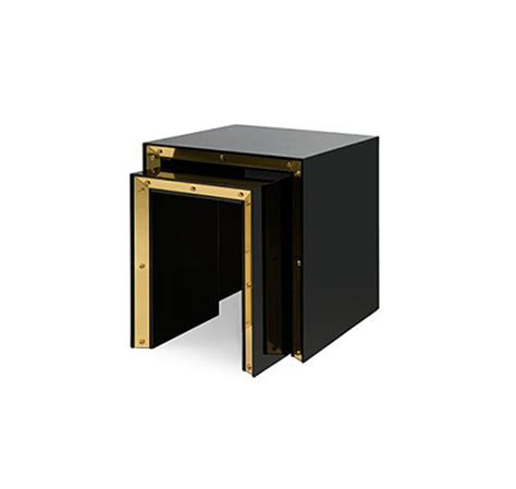 modern lacquer furniture in decor themodernsybarite