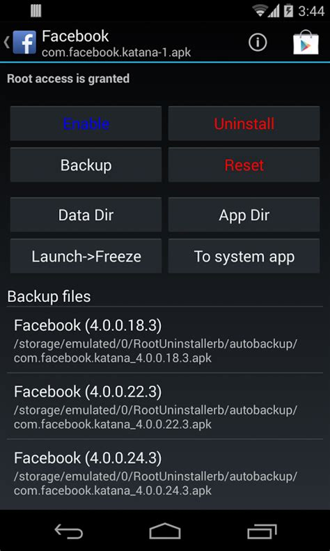 nand unlock apk root uninstaller pro v7 5 apk is here jefrozd apps