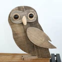 Awesome Cute House Plans #3: The-Cute-Owl-Vintage-Wooden-Animal-Decorations-03-600x600.jpg