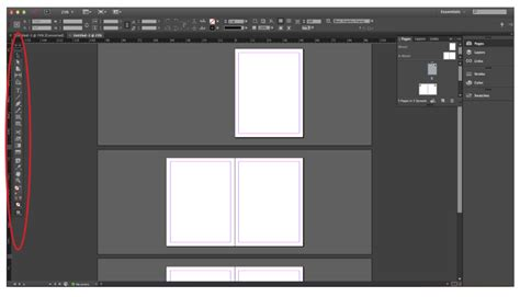 indesign frame tool the indesign toolbar explained creative studios
