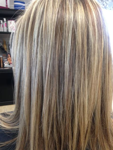 hair with highlights and lowlights blond hair color ideas highlights and lowlights