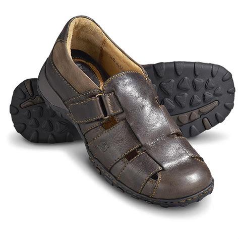 mens born sandals s born 174 griggs fisherman sandals lava 135717