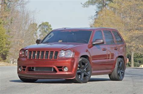 2008 Jeep Srt Buy Used 2008 Jeep Srt 8 Whipple Supercharged Flawless