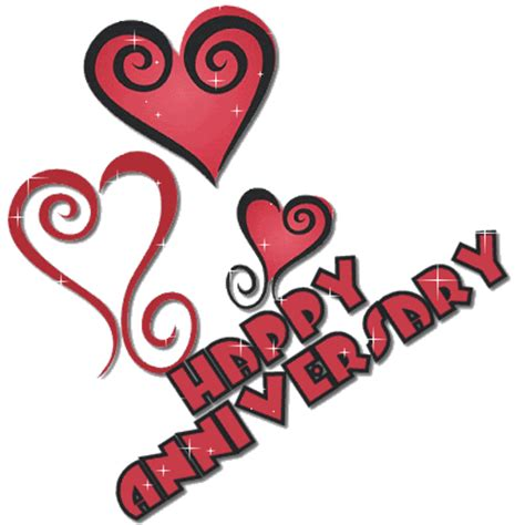 Wedding Anniversary Clip Animation by 7 Wonders Of The World Happy Anniversary Animated Happy