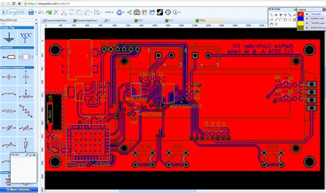 editing pcb layout pcb design software on linux eeweb community