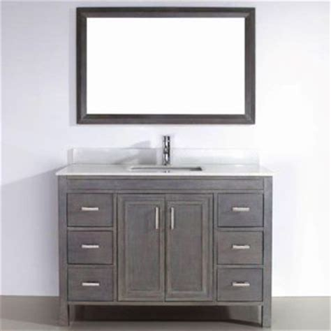 gray bathroom vanity at costco bathrooms