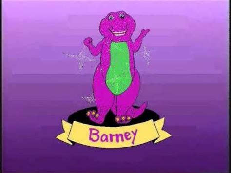 barney home byg version with sound