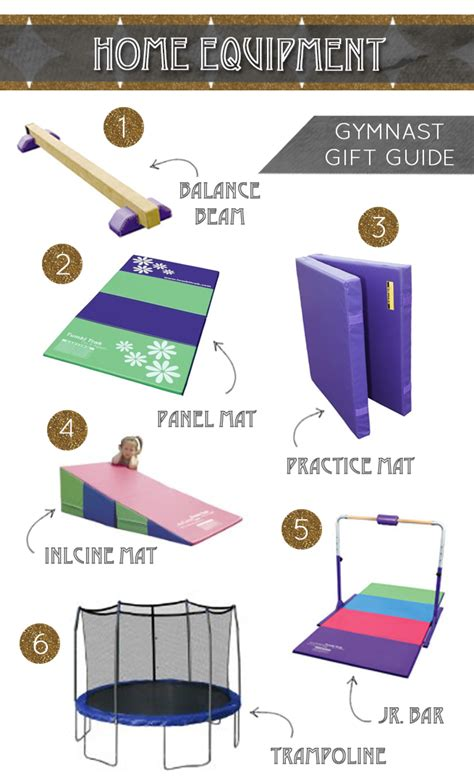 how to make a balance beam gymnastics equipment
