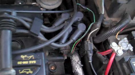 ford focus misfire fix youtube