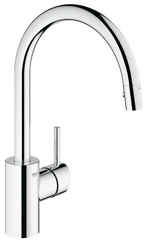 grohe kitchen faucet installation grohe concetto single lever sink mixer 1 2 quot 32665 001