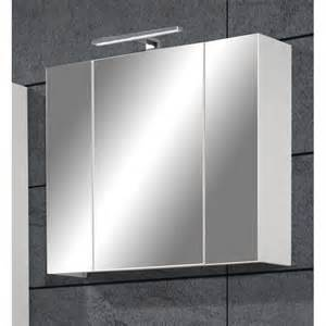 meuble haut salle de bain miroir
