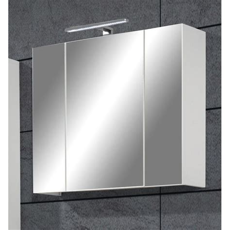 armoire miroir de salle de bain armoire salle de bain miroir 3 portes
