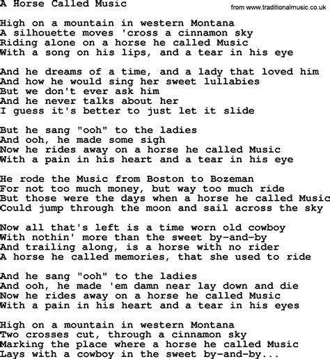 song lyrics willie nelson willie nelson song a called lyrics