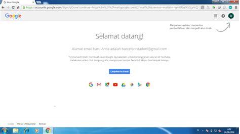membuat akun google untuk youtube cara membuat atau mendaftar akun google