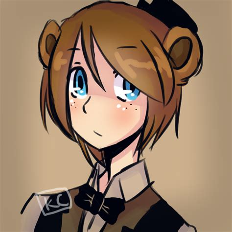 golden anime human freddy fnaf on pinterest fnaf five nights at freddy s and