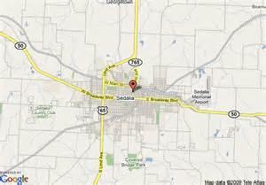 Comfort Inn Sedalia Missouri Map Of Clarion Collection Hotel Bothwell Sedalia