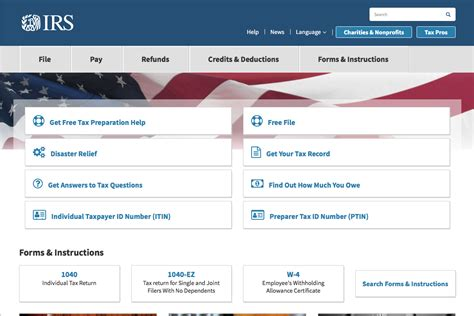 www irs govov irs gov government websites you should know reading