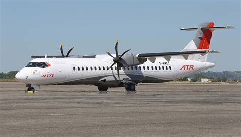 Miniatur Atr 72600 Kalstar Aviation air senegal to launch operations with two atr 72 600s