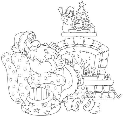 lade lineari geschenke vom weihnachtsmann elfi