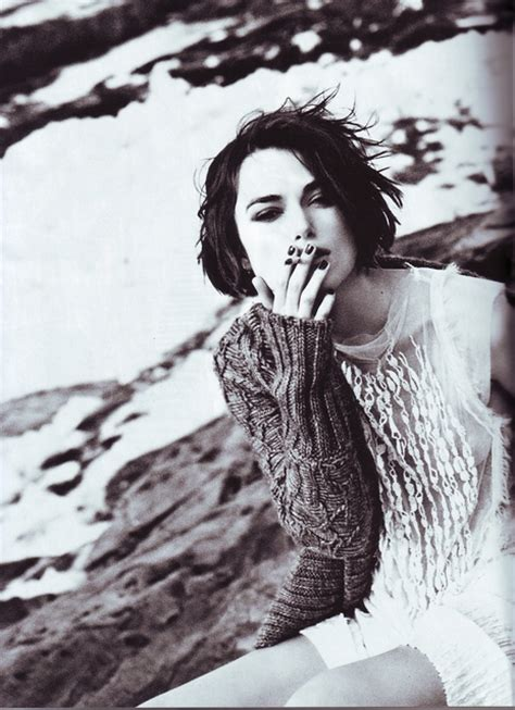 Do You Like Keira Knightly On September Vogue Cover by Keira Knightley Poses For Vogue Italia January 2011