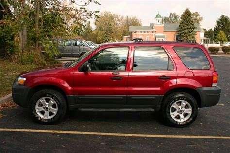 ford escape 2005 2005 ford escape information and photos momentcar