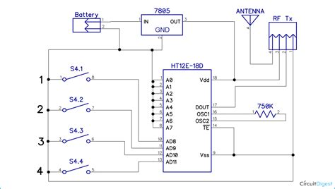 fm transmitter receiver circuit diagram fm transmitter and receiver circuit diagram pdf circuit