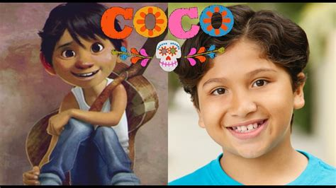 coco actors coco disney 2017 behind the voices detr 225 s de las