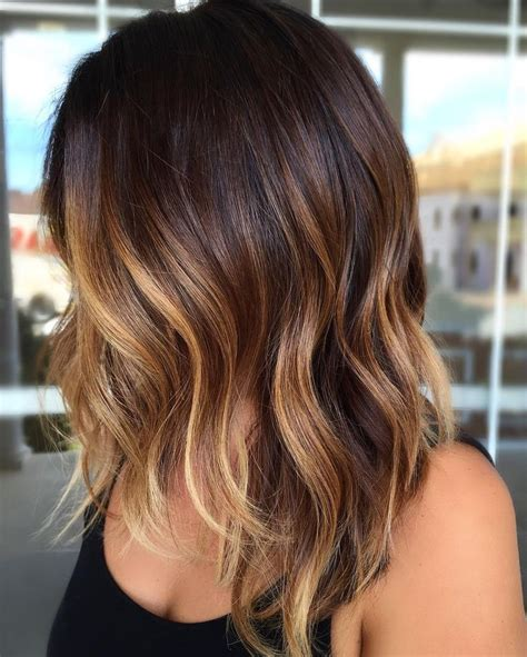blonde to caramel brown 25 best ideas about short brown bob on pinterest brown
