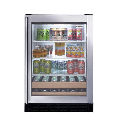 ge zdbc240nbs monogram beverage center adjustable manual