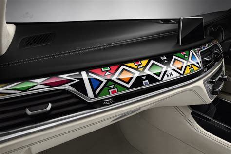 bmw individual bmw individual 7 series by esther mahlangu