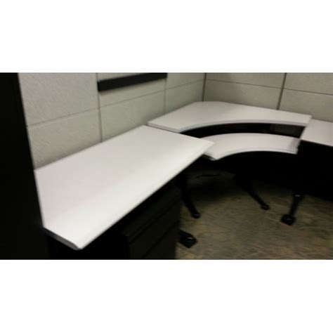 herman miller height adjustable sit stand corner desk allsold ca buy sell used office