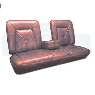 1970 cadillac seat covers 1965 cadillac front and rear seat upholstery covers