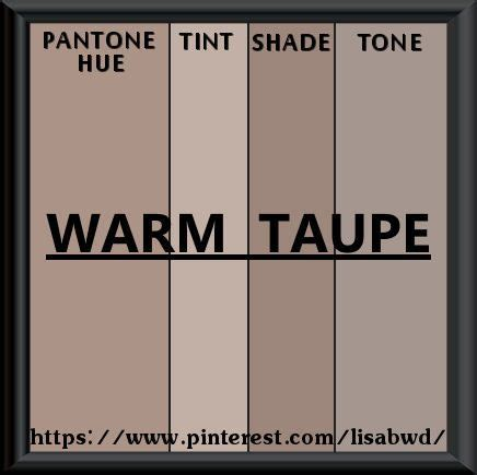taupe color wheel 277 best pantone seasonal color swatches images on