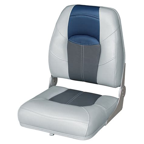wise seating high back folding boat seat west marine - West Marine Boat Seats